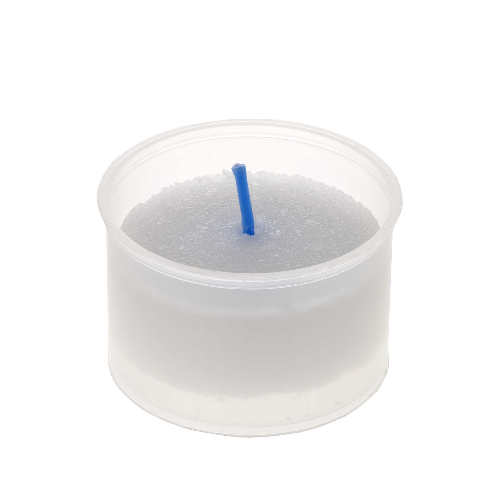 Tea light candle - white little Star model 3