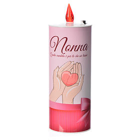 LED votive candle,