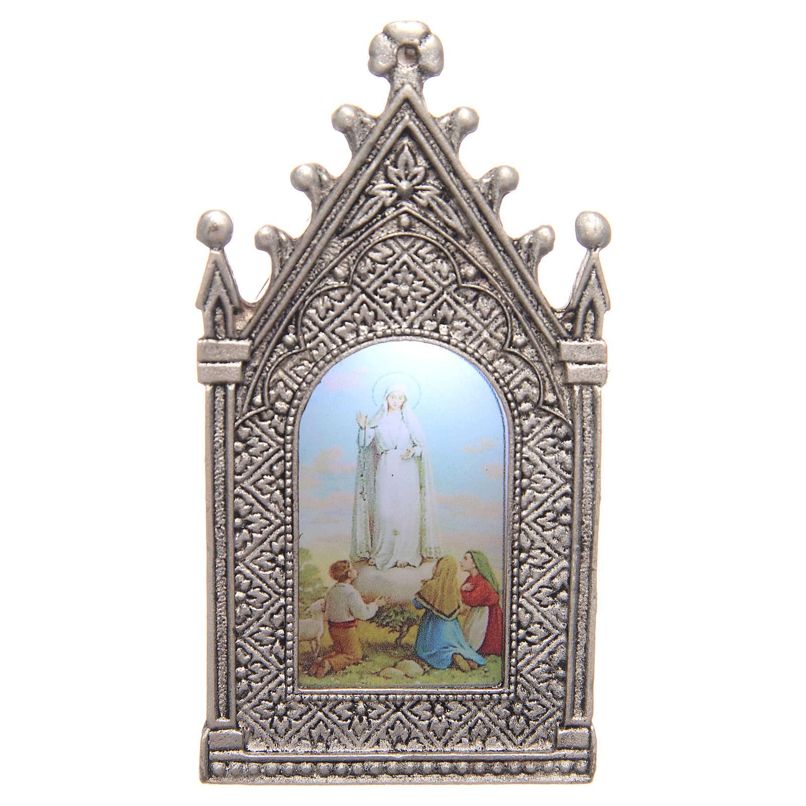 Lumino votivo elettrico Madonna di Fatima 3