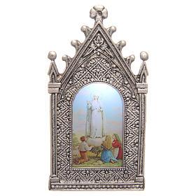 Lumino votivo elettrico Madonna di Fatima s1
