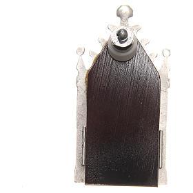 Lumino votivo elettrico Madonna di Fatima s3