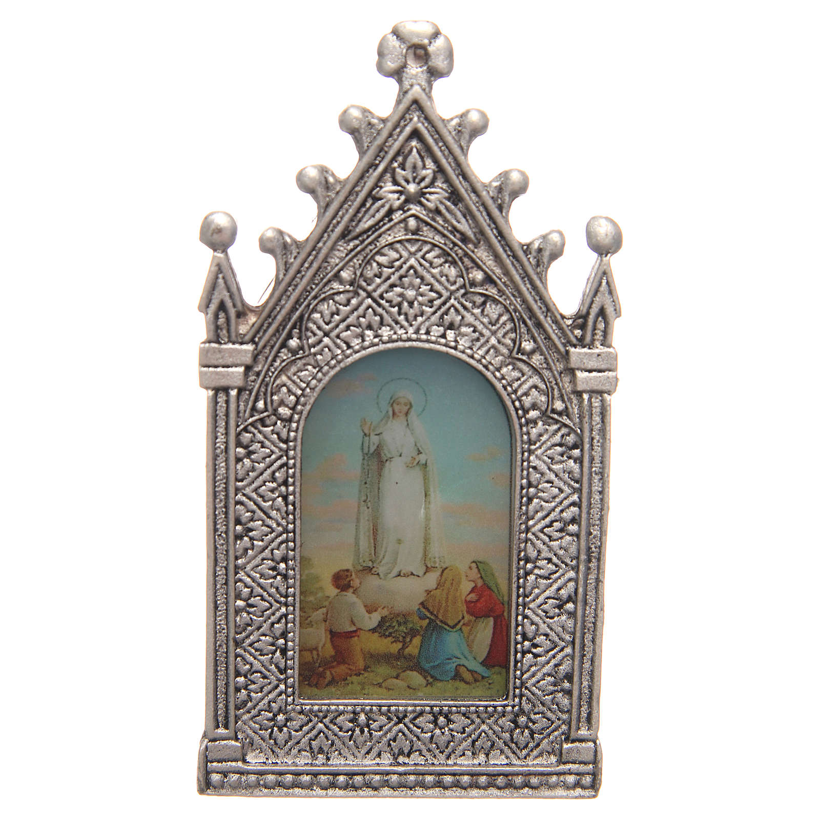 Votive electric candle Our Lady of Fatima 3