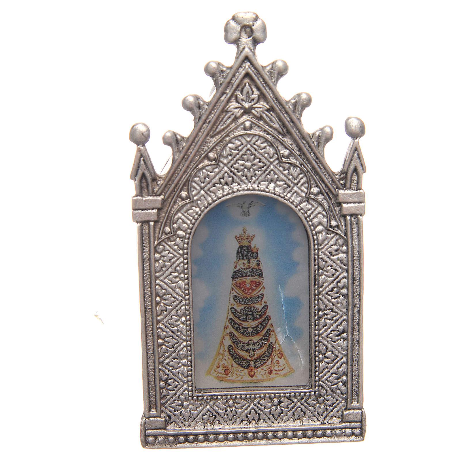 Lámpara votiva eléctrica Virgen de Loreto 3
