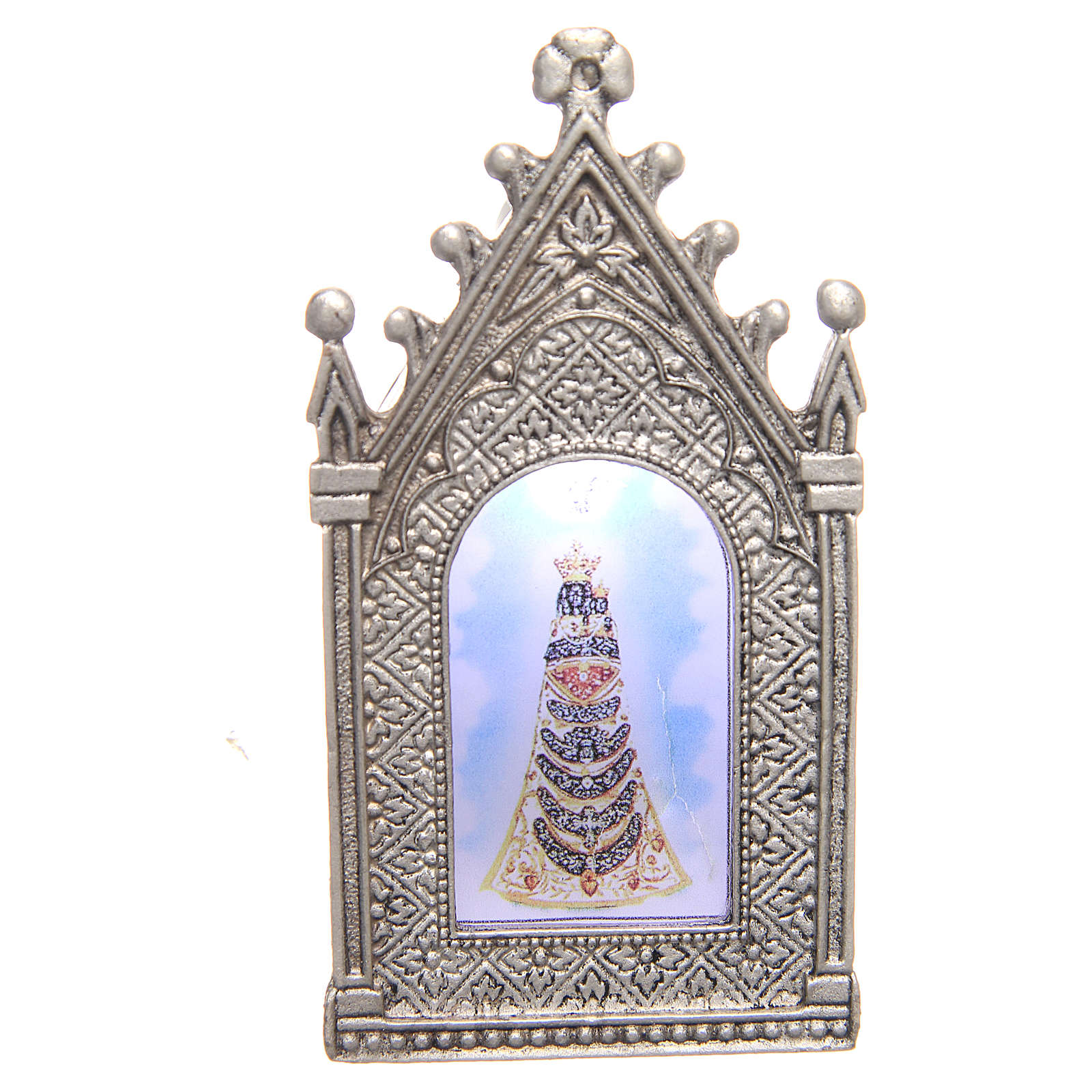 Votive electric candle Our Lady of Loreto 3