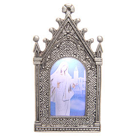 Votive electric candle Our Lady of  Medjugorje s1
