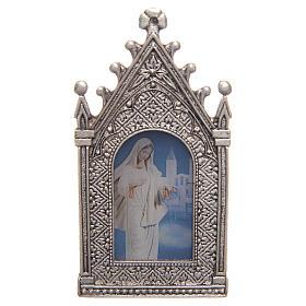 Lámpara votiva eléctrica Virgen de Medjugorje s2