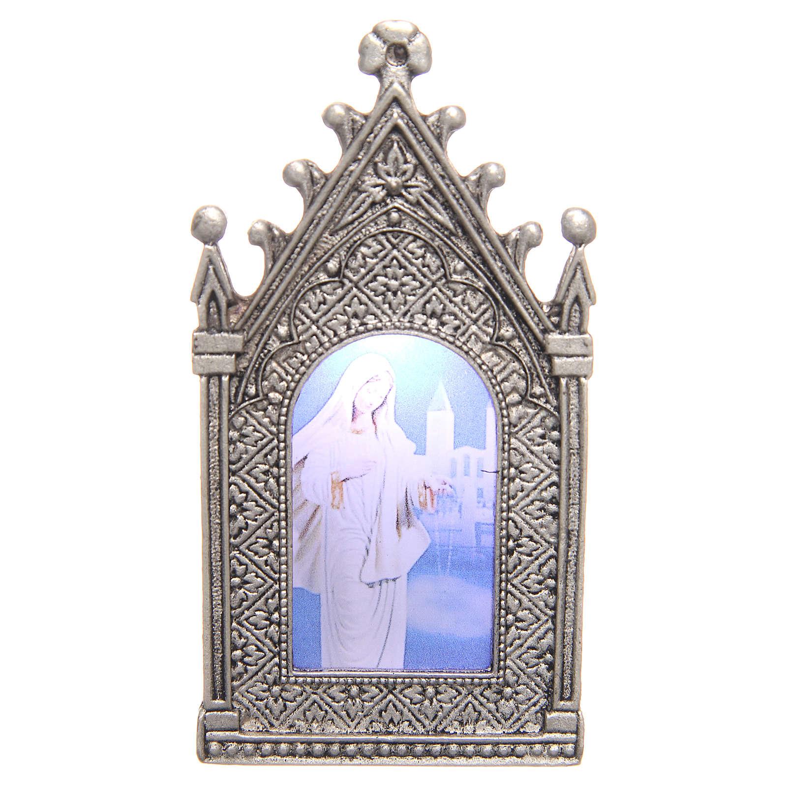 Veilleuse électrique Notre-Dame de Medjugorje 3