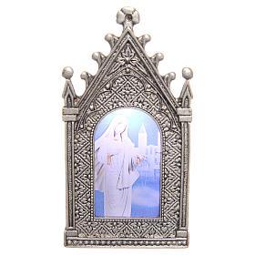 Lumino votivo elettrico Madonna Medjugorje s1