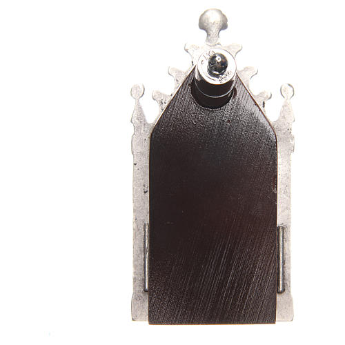 Lumino votivo elettrico Madonna Medjugorje 3
