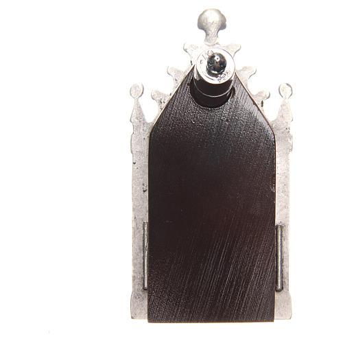 Vela votiva eléctrica Nossa Senhora Medjugorje 3