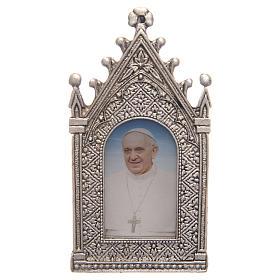 Lumino votivo elettrico Papa Francesco s2