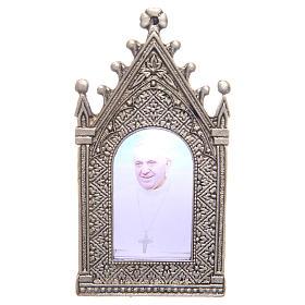 Vela votiva eléctrica Papa Francisco s1