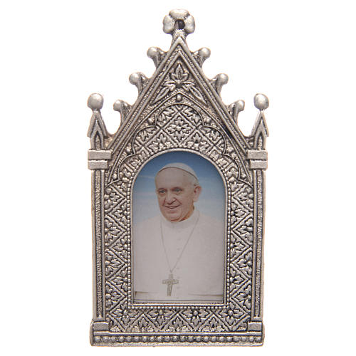 Votive electric candle Pope Francis 2
