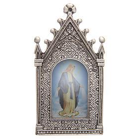 Lumino votivo elettrico Madonna Miracolosa s1