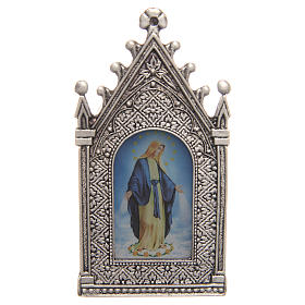 Vela votiva eléctrica Nossa Senhora Milagrosa s2