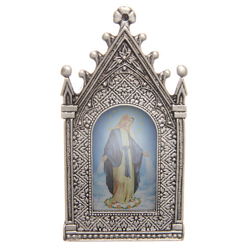 Votive electric candle Our Lady of Miracles 1