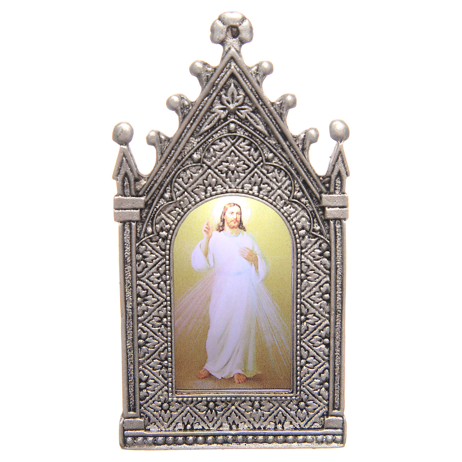 Votive electric candle Jesus the Compassionate 3