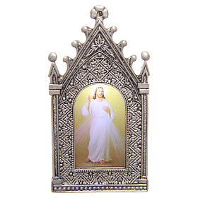 Votive electric candle Jesus the Compassionate s1