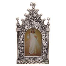 Lumino votivo elettrico Cristo Misericordioso s2