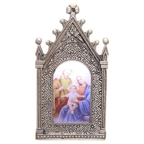 Vela votiva eléctrica Sagrada Familia 1