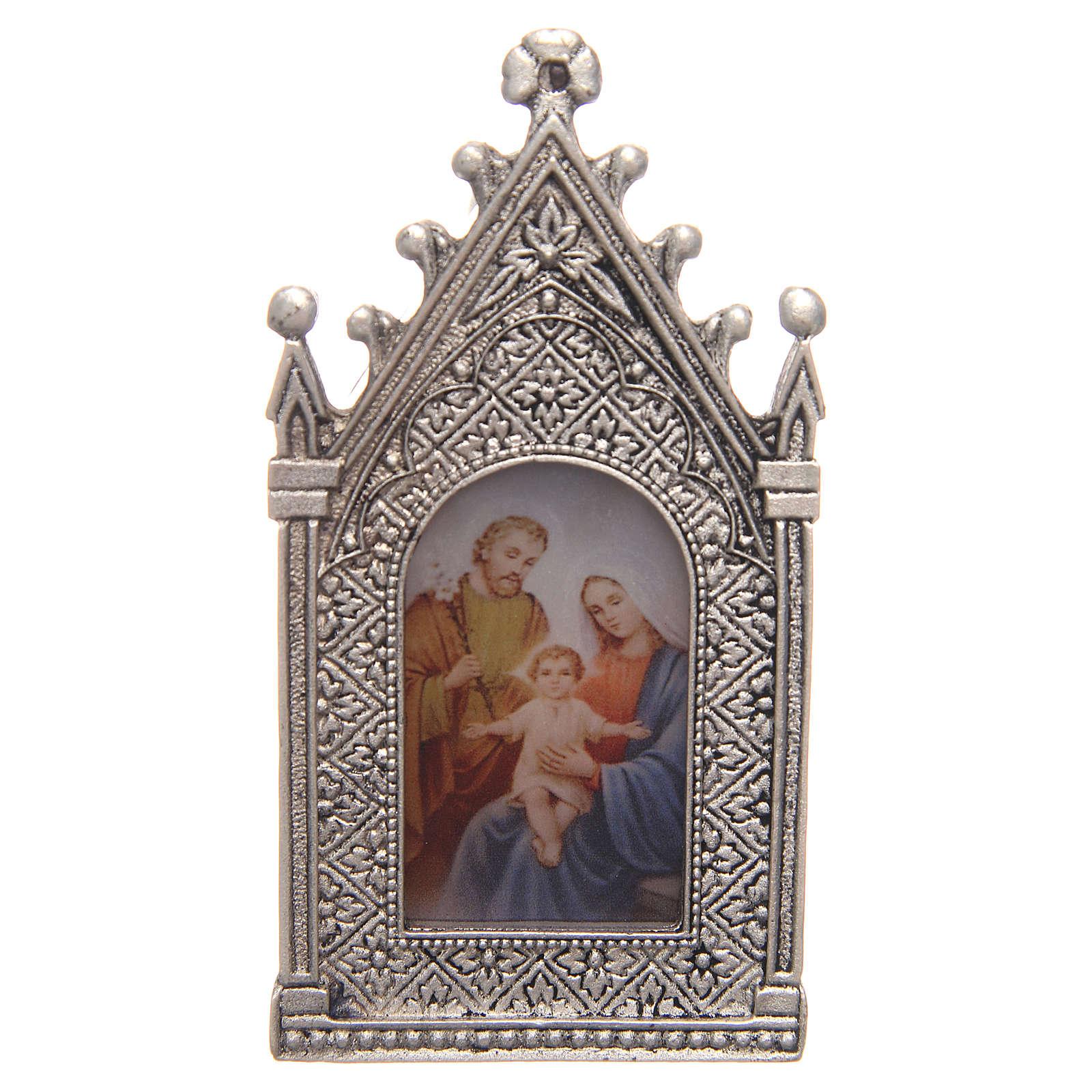 Lumino votivo elettrico Sacra Famiglia 3