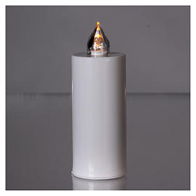 Lumada votive candle with yellow fixed light s2