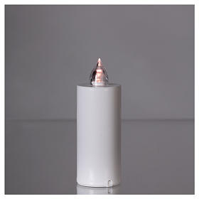 Vela votiva Lumada luz parpadeante blanca