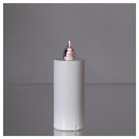Vela votiva Lumada luz intermitente branca s2