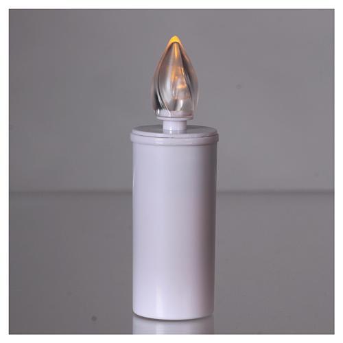 Lumino Lumada usa e getta annuale luce intermittente gialla 2
