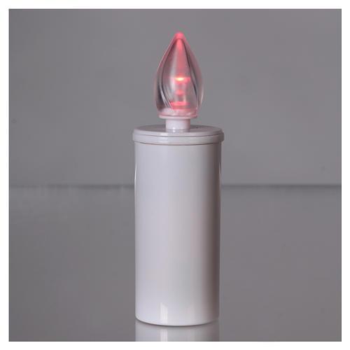 Lumino Lumada annuale usa e getta luce intermittente rossa 2