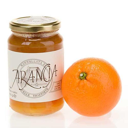 Mermelata de naranja 400gr. Trapenses Vitorchiano 1