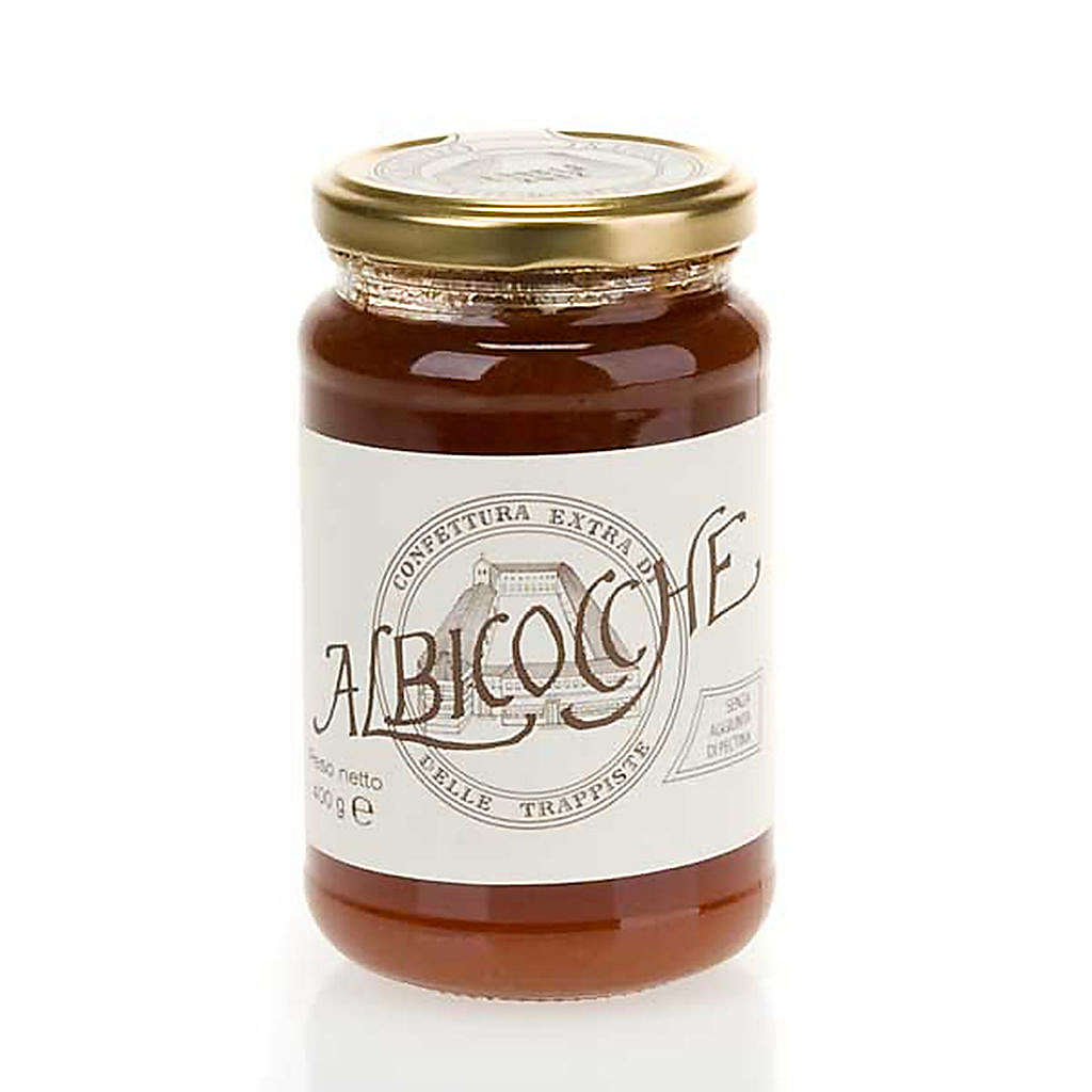 Apricot Jam 400gr. of the Vitorchiano Trappist nuns 3