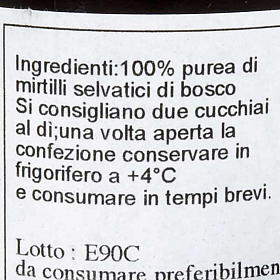 Jus à la myrtille Camaldoli, 200 ml s2