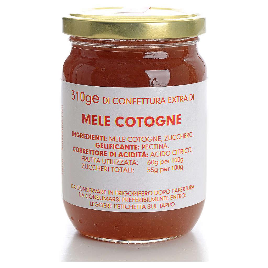 Confettura Extra mele cotogne 310 gr Monastero Carmelitane 3