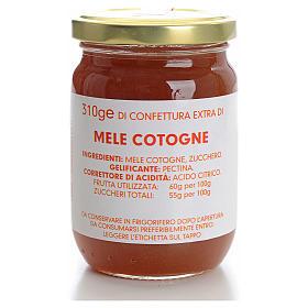 Confettura Extra mele cotogne 310 gr Monastero Carmelitane s1