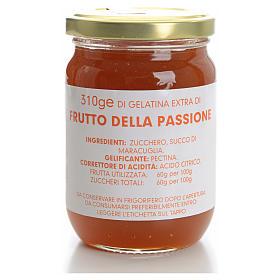 Gelatina Extra frutto della passione 310 gr Monastero Carmelitan s1