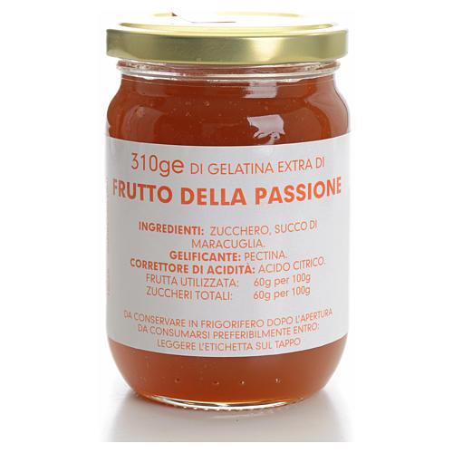 Gelatina Extra frutto della passione 310 gr Monastero Carmelitan 1