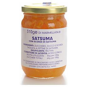Marmellata satsuma 310 gr Monastero Carmelitane s1