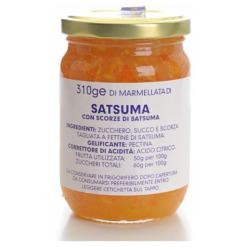 Marmellata satsuma 310 gr Monastero Carmelitane 1