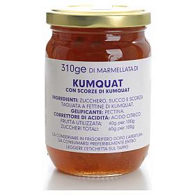 Marmellata kumquat 310 gr Monastero Carmelitane s1