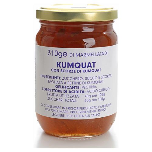 Marmellata kumquat 310 gr Monastero Carmelitane 1