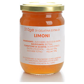Gelatina extra limones 310gr Monasterio Carmelitas s1
