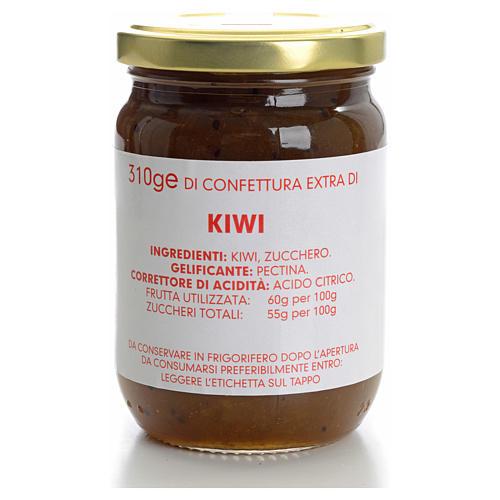 Confettura kiwi 310 gr Monastero Carmelitane 1