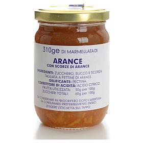 Confiture d'oranges 310 g Carmélites s1