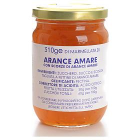 Marmellata arance amare 310 gr Monastero Carmelitane s1