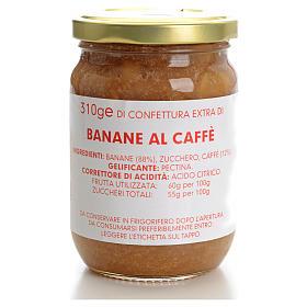 Confettura banane al caffè 310 gr Monastero Carmelitane s1