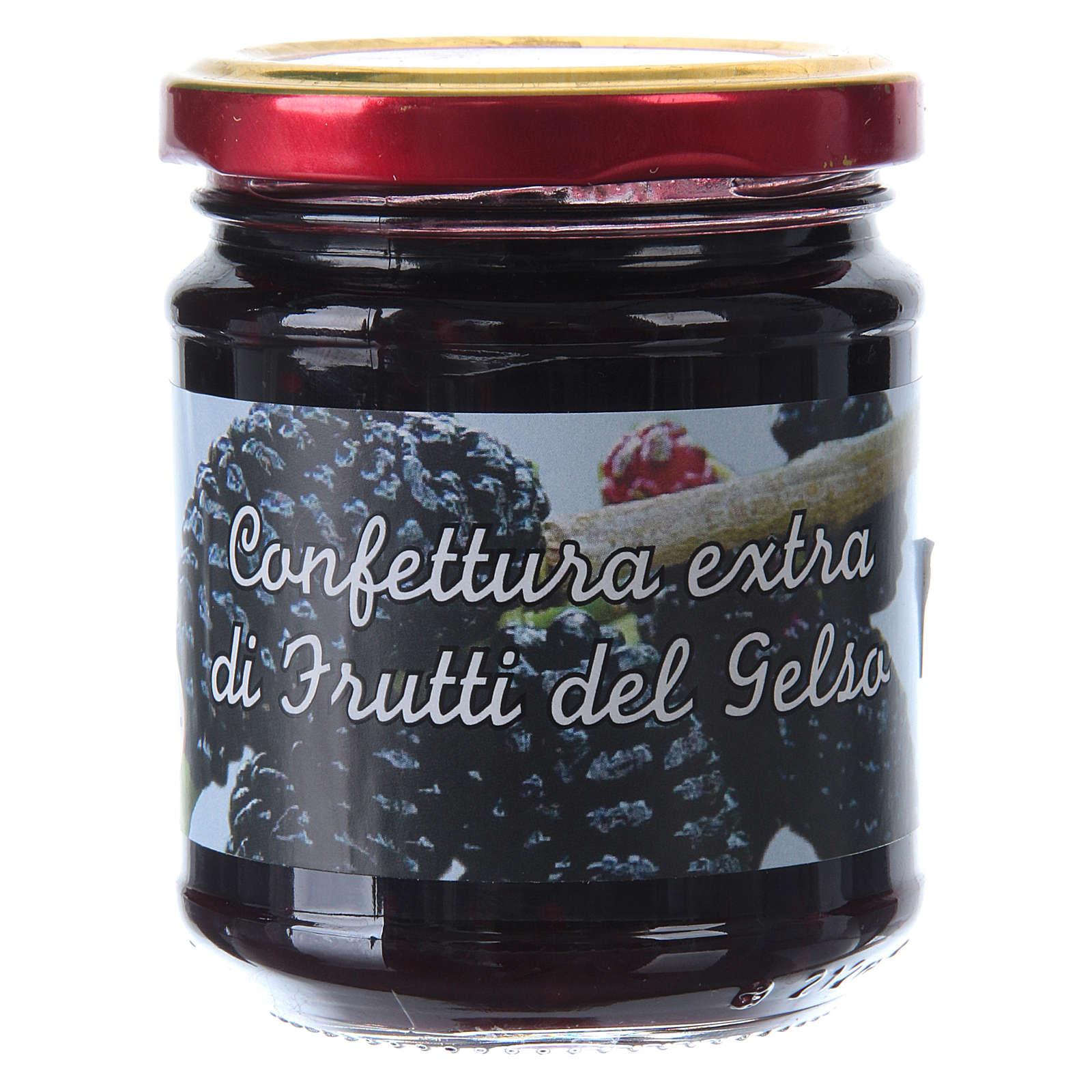 Confettura extra di Frutti del Gelso 220 g  di Sant'Antonio di Padova 3