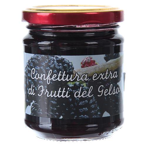 Confettura extra di Frutti del Gelso 220 g  di Sant'Antonio di Padova 1