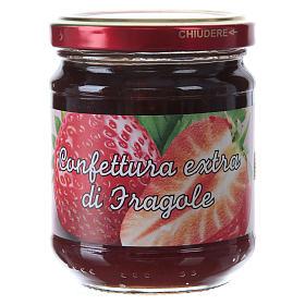 Confettura extra di Fragole 220 g  di Sant'Antonio di Padova s1
