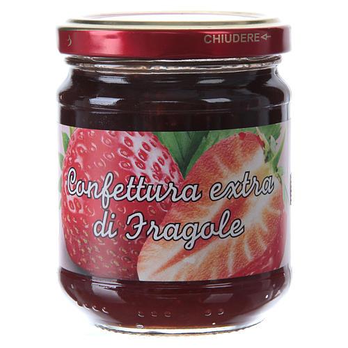 Confettura extra di Fragole 220 g  di Sant'Antonio di Padova 1